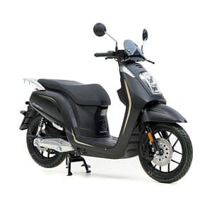 Matzwarte E-Viball e-scooter