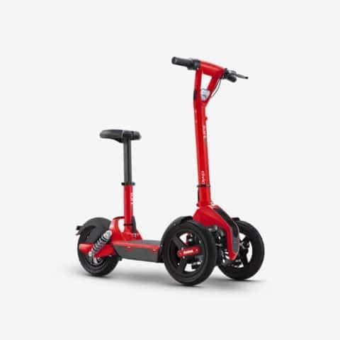 Rode Doohan iLark elektrische driewieler