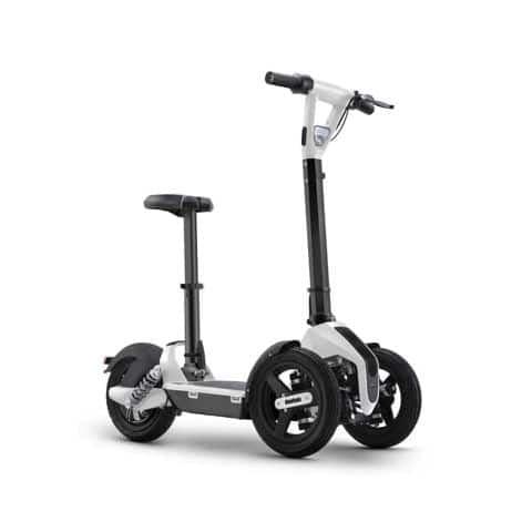 Witte Doohan iLark elektrische driewieler
