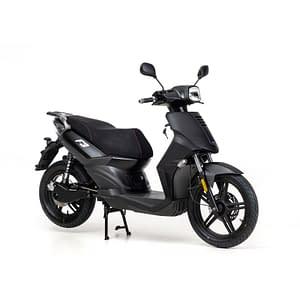 Matzwarte F3 elektrische scooter