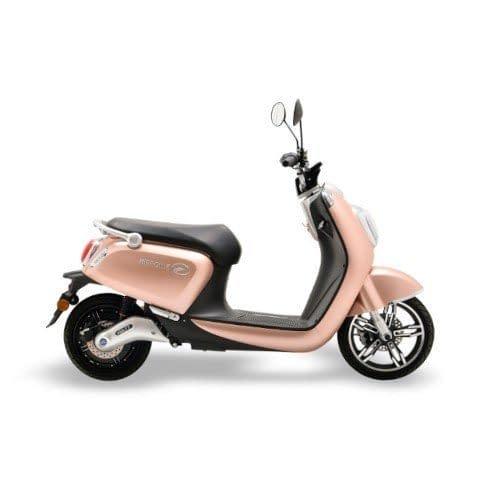 Volty elektrische scooter mat goud