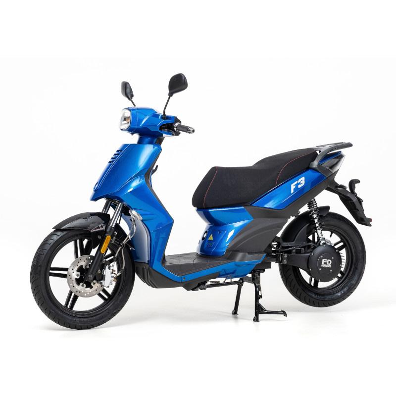 Zijkant blauwe Nipponia F3